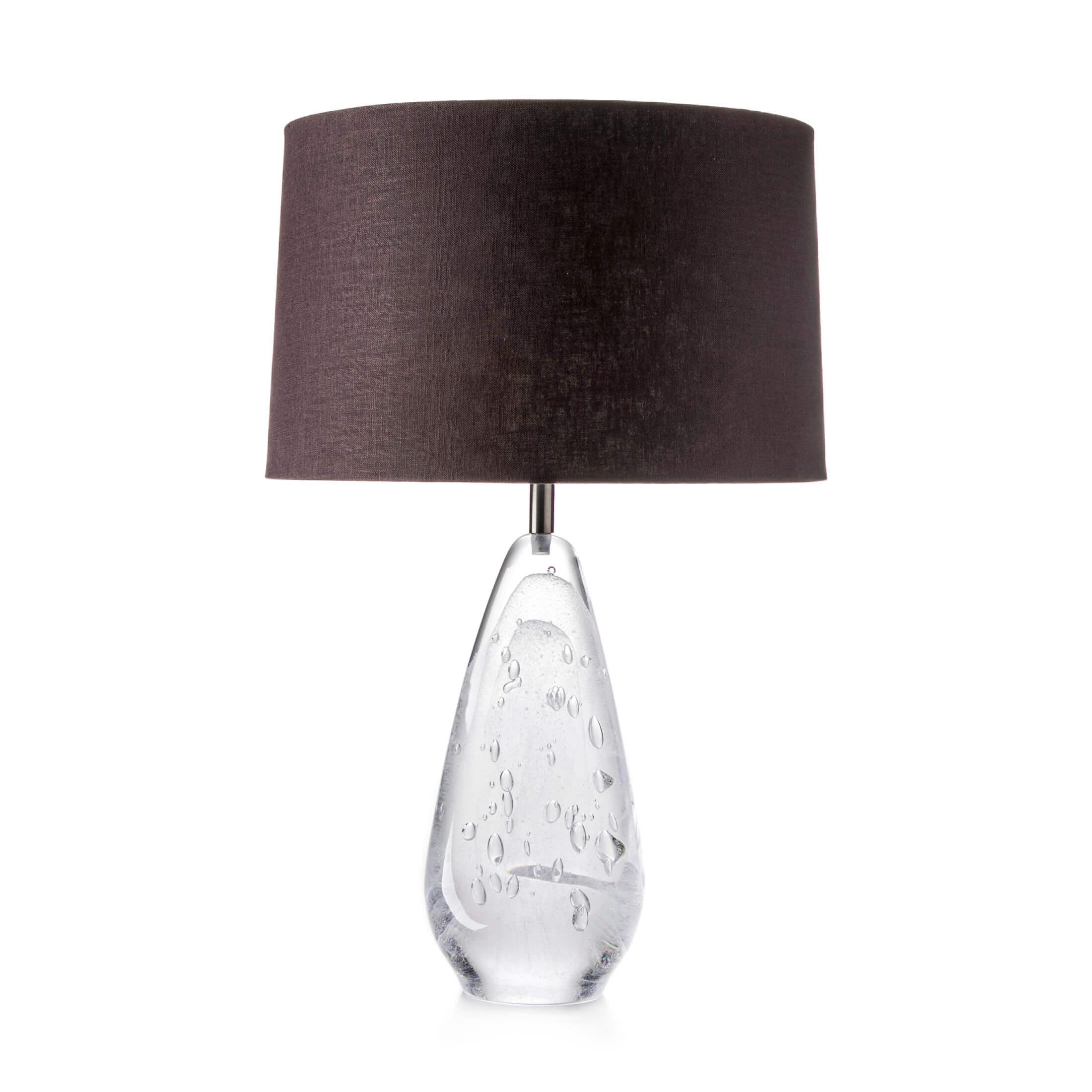 Handblown glass lamps pendant lights simon pearce lyra lamp arubaitofo Images