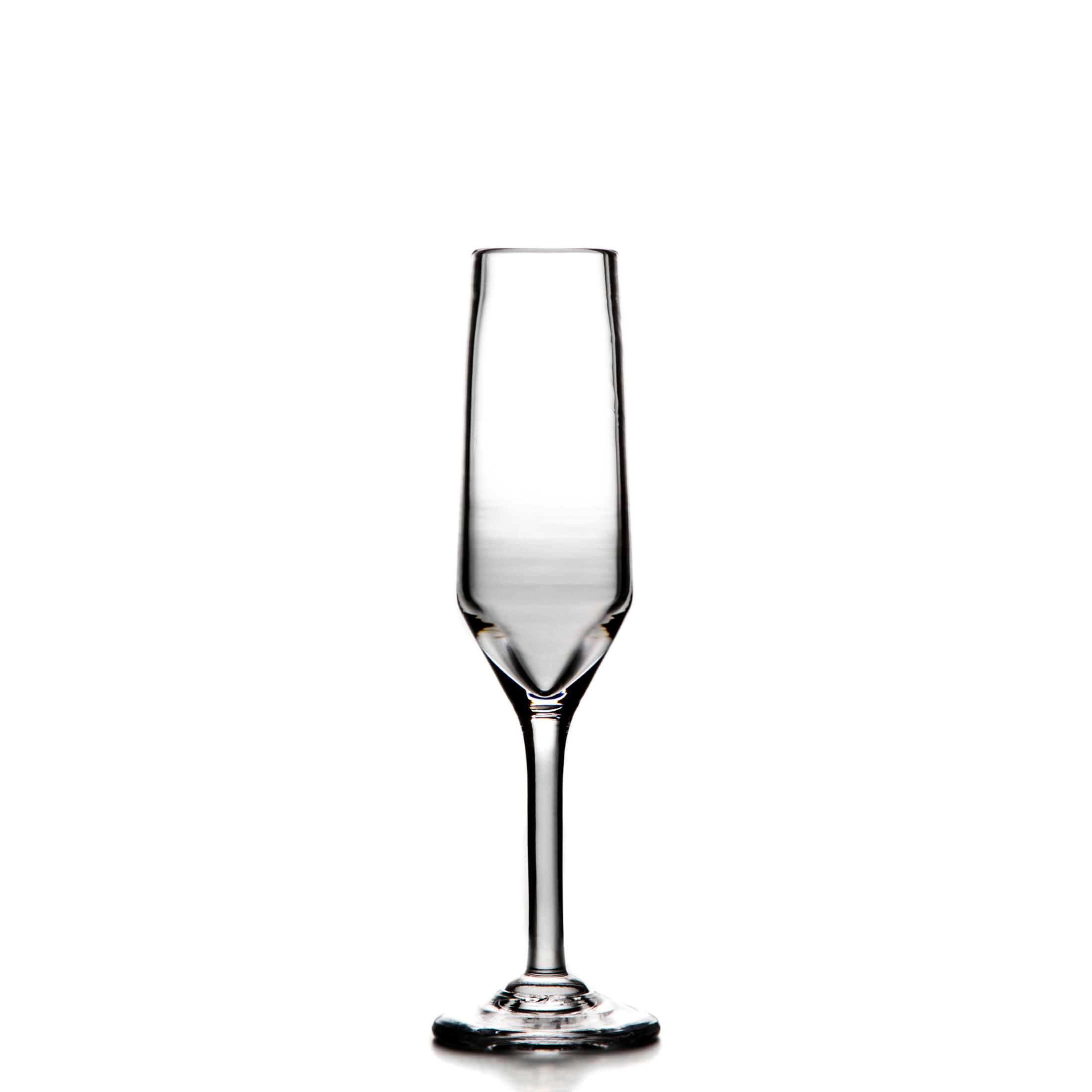 Handblown Wine Glasses + Champagne Flutes | Simon Pearce