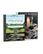 Limited Edition Signed Simon Pearce Book Set