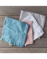 Stonewashed Linen Napkin