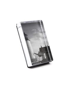 "Woodbury Vertical Photo Block in a Gift Box, 4"" x 6"""