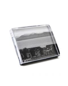 "Woodbury Horizontal Photo Block in a Gift Box, 5"" x 7"""