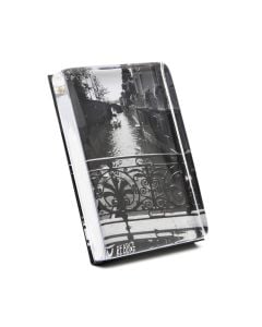Woodbury Vertical Photo Block (Gift Boxed)
