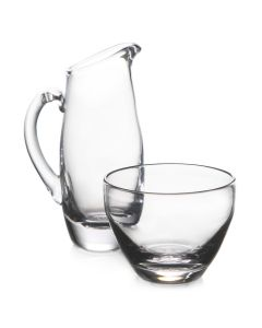 Addison Small Pitcher & Sugar Bowl Set