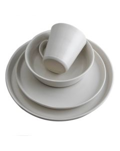 Westport Alabaster Pasta Bowl Place Setting