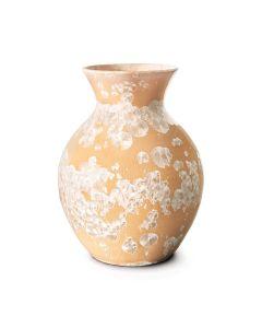 Curio Crystalline Vase, Large — Sunset | 2nd