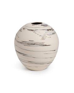 Beachstone Round Vase
