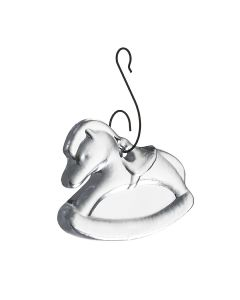 Rocking Horse Ornament (Gift Boxed)