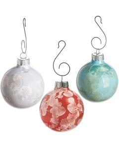 Crystalline Ornament Gift Set