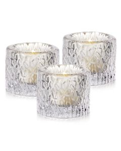 Silver Lake Tealight Trio