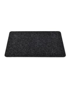 Rectangular Placemat — Charcoal Felt