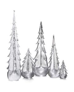 Silver Leaf Evergreen (Gift Boxed)