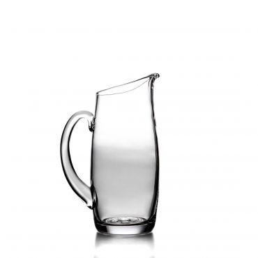 Addison Glass Pitcher