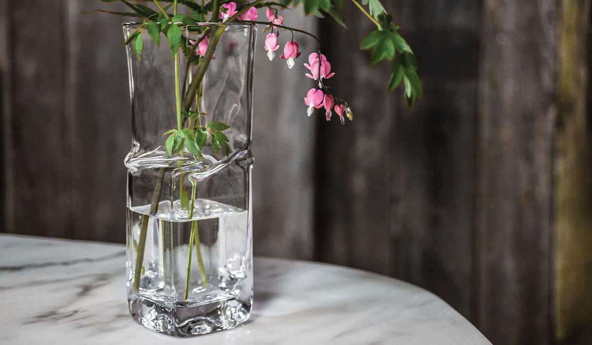 Woodburty Twist Vase, large