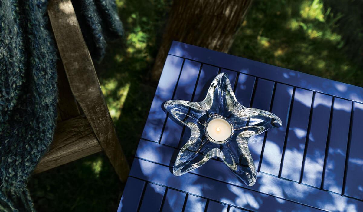 Starfish Tealight