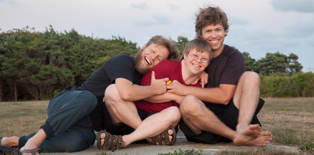 Simon Pearce Brothers - Adam, David & Kevin