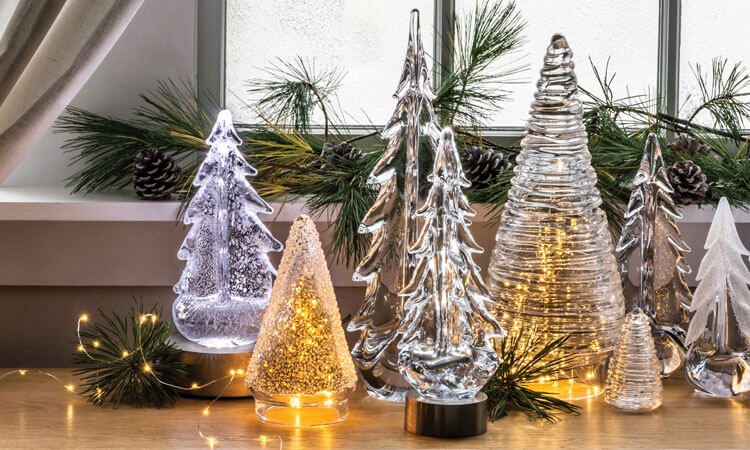 2019 Holiday Shop - Decorate - String Lights + LEDs