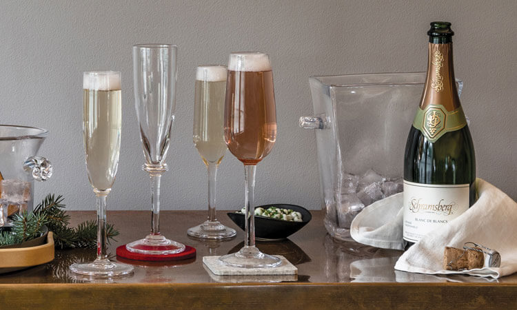 2019 Holiday Shop - Gather - Barware + Stemware