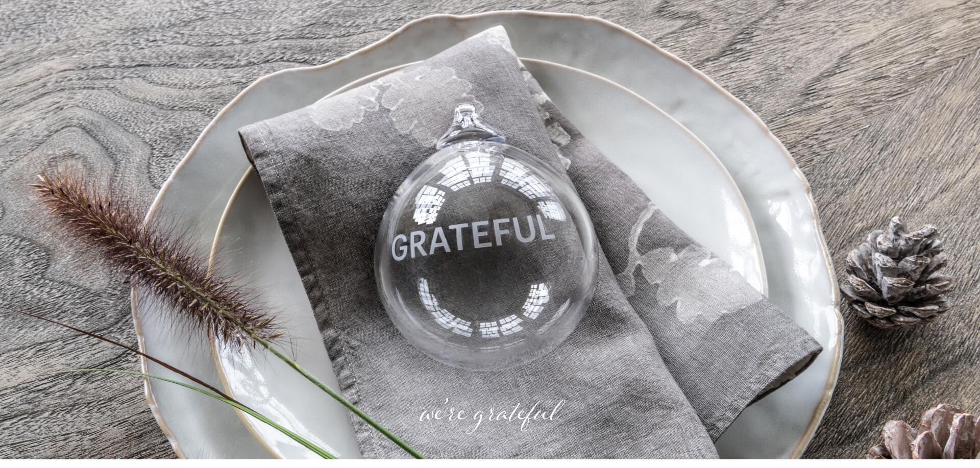 We're Grateful - LoveYourBrain