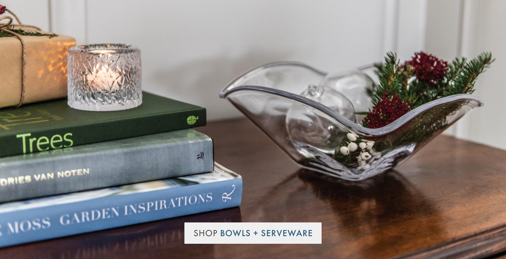 Shop Bowls + Serveware