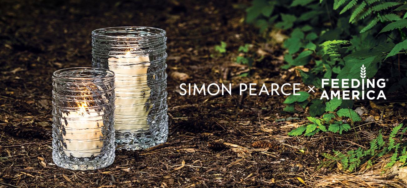 Simon Pearce — Feeding America