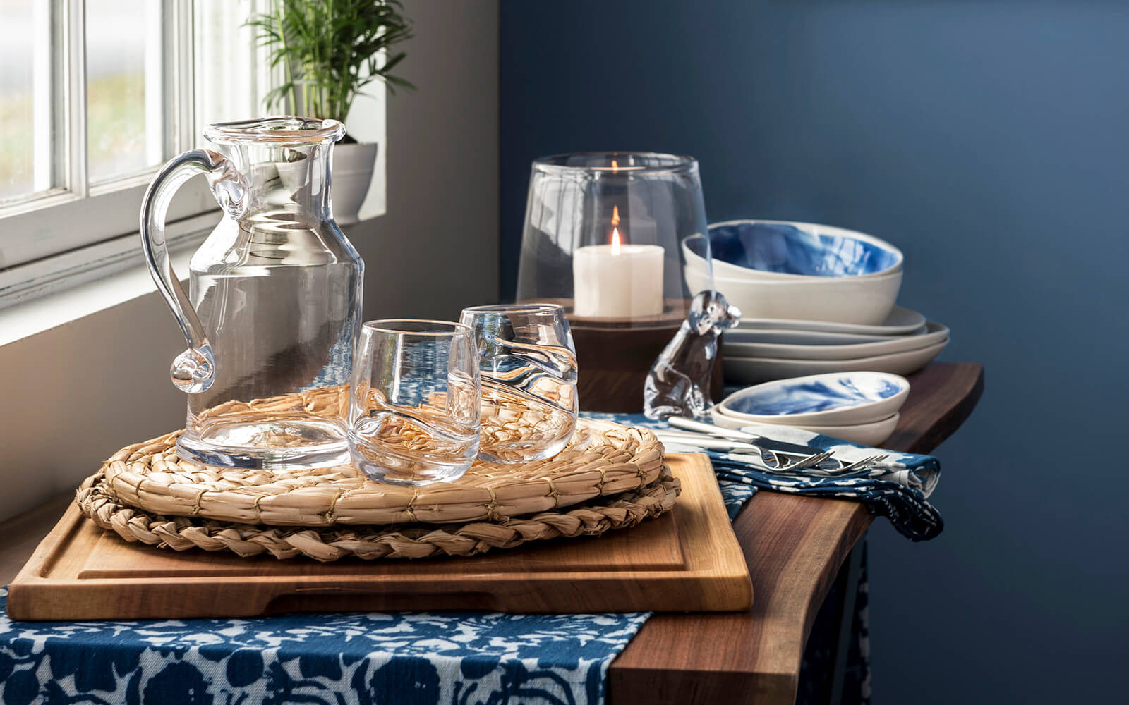 Gifts For Him Featuring Glass and Pottery Pieces