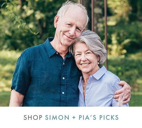 Shop Simon + Pia's Picks