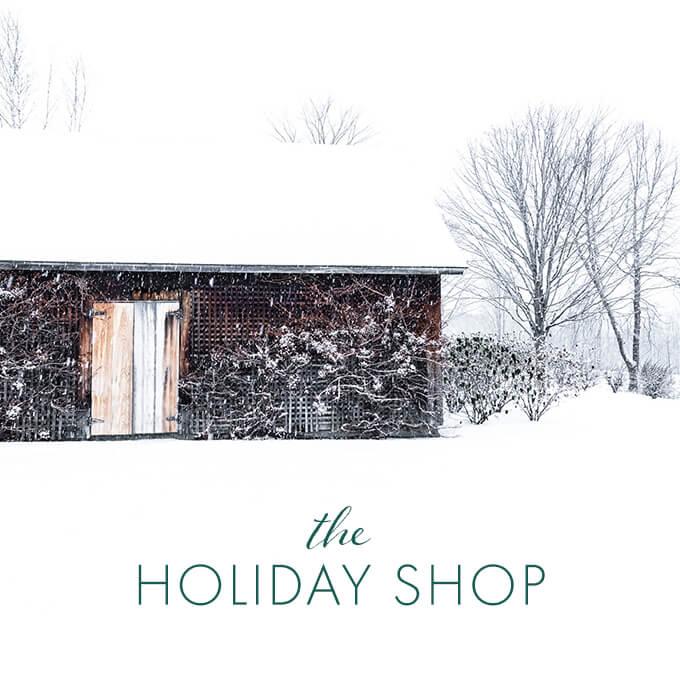 2019 Holiday Shop