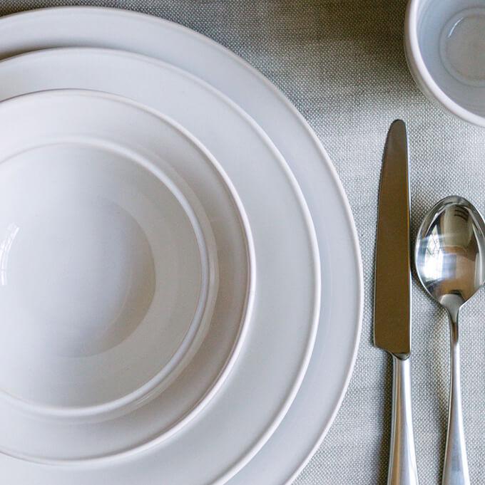 Cavendish Dove Dinnerware