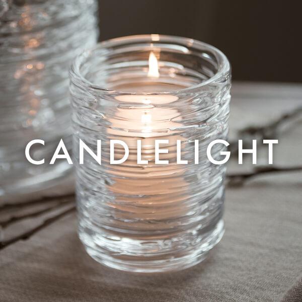 Shop Simon Pearce Candlelight