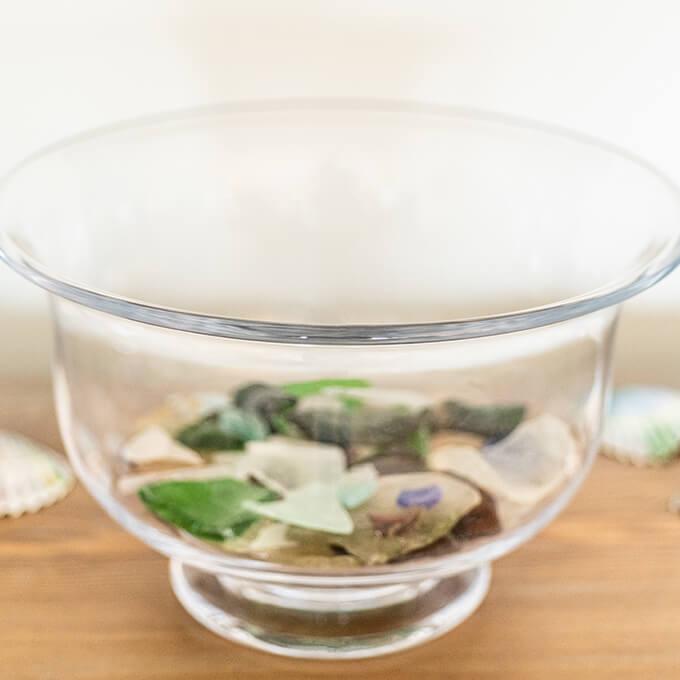 Simon Pearce  Glass Bowls