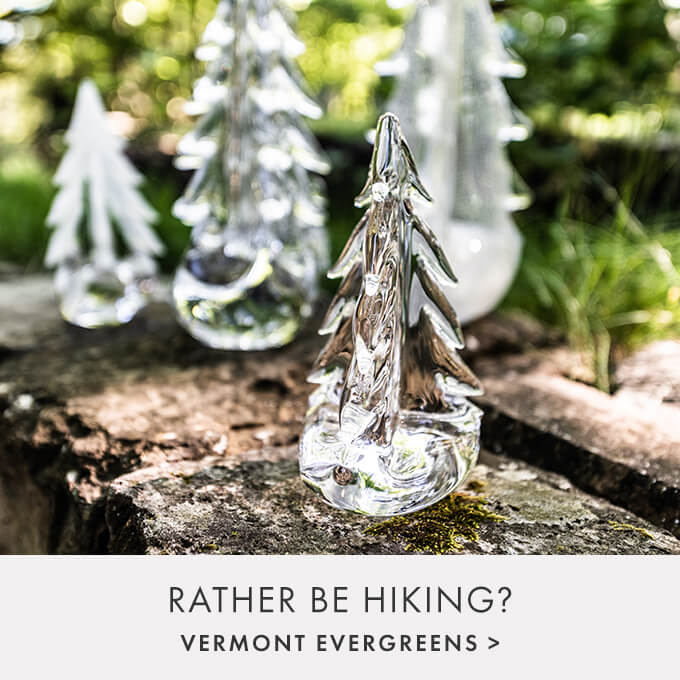 RATHER BE HIKING?  > VERMONT EVERGREENS