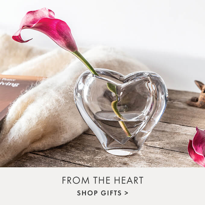 FROM THE HEART — SHOP GIFTS >