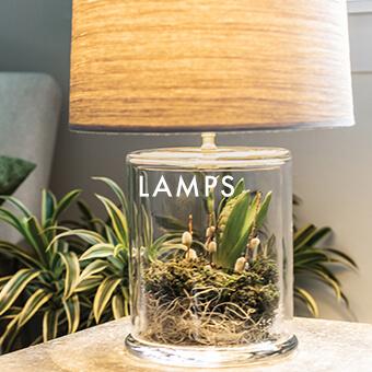 Nantucket Lamp — SHOP LAMPS >