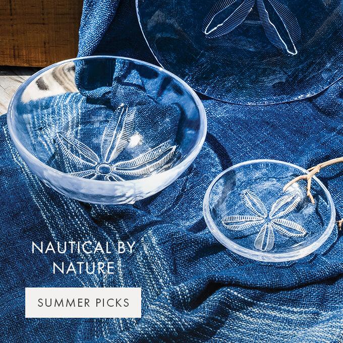 NAUTICAL BY NATURE — SUMMER PICKS >