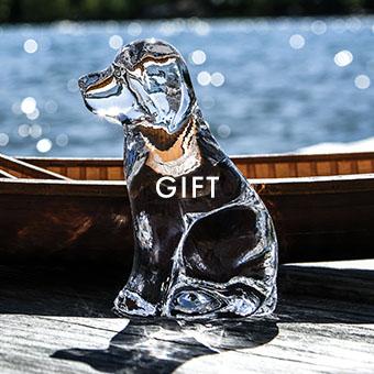 GLASS DOG > SHOP GIFTS
