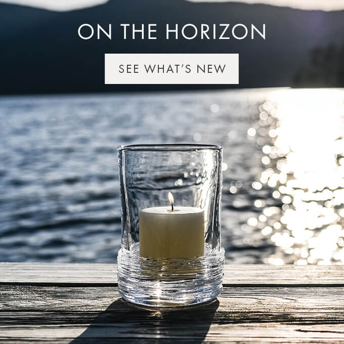 ON THE HORIZON — SEE WHAT'S NEW >