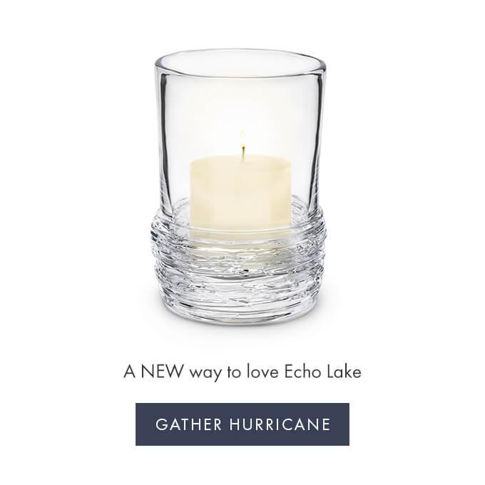 A NEW way to love Echo Lake —GATHER HURRICANE >
