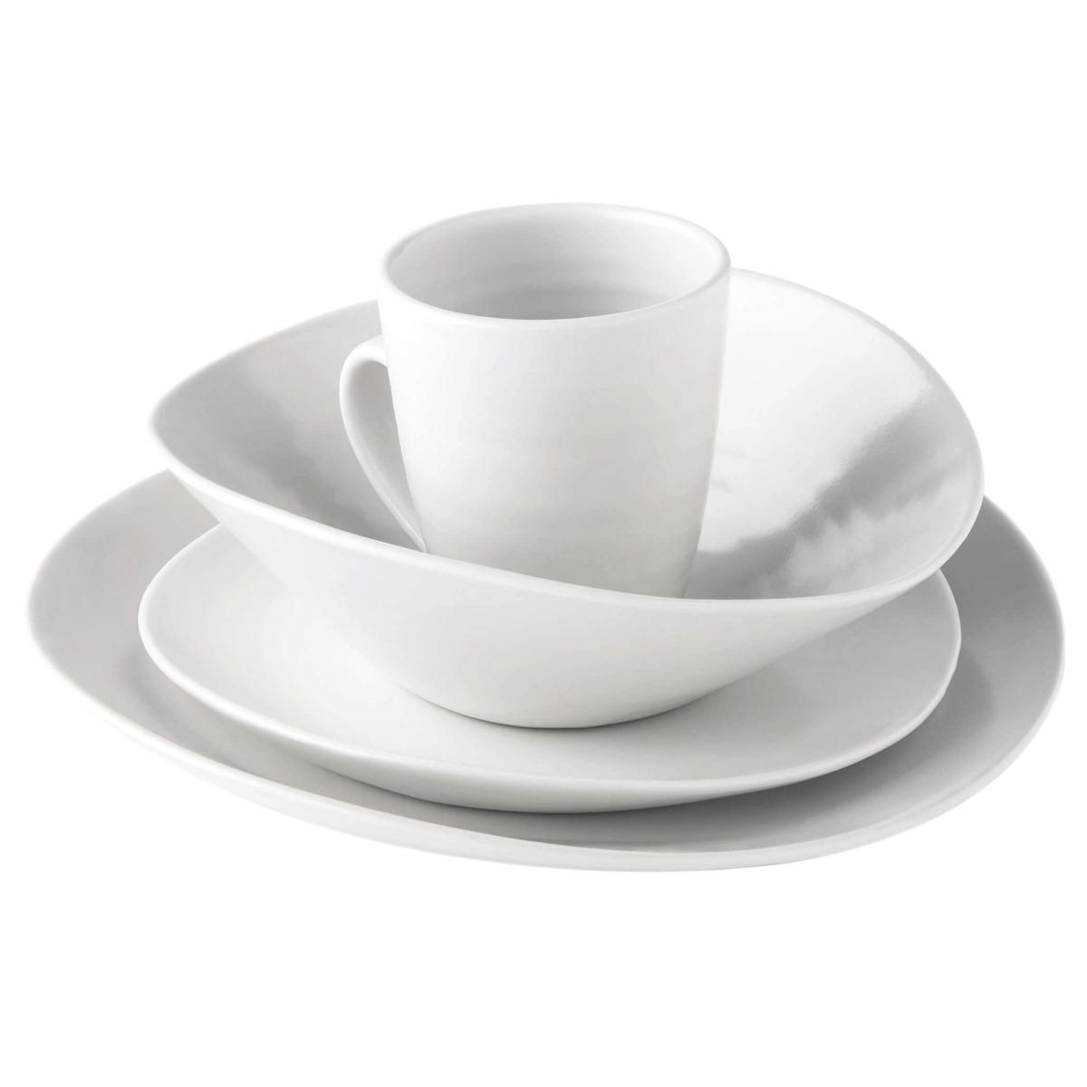 BARRE ALABASTER DINNERWARE