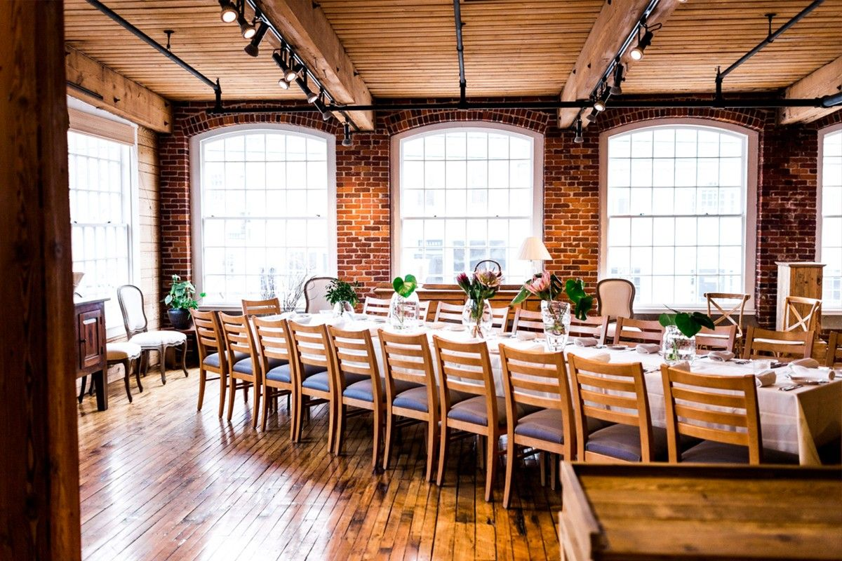 Private Dining In The Loft